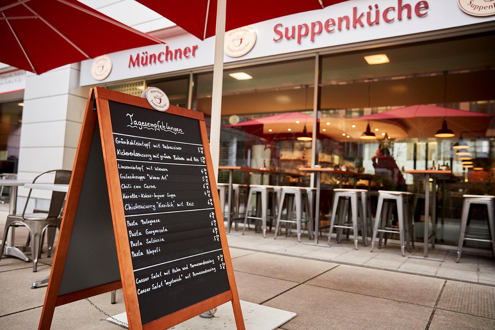 Hier schmeckt\'s garantiert – in unserem Restaurant in Laim! Münchner ...